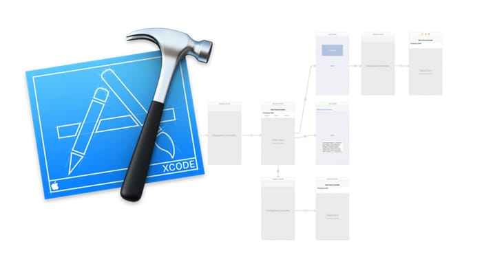 Create a clean Xcode project without storyboard